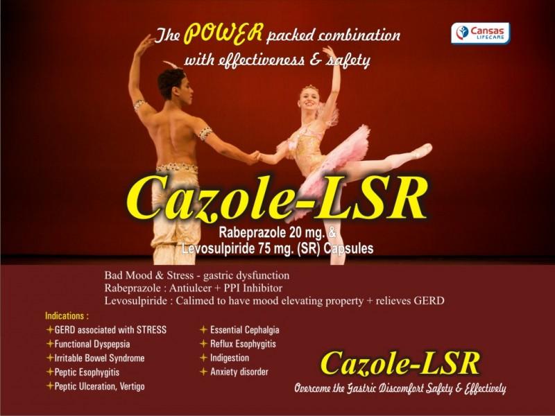CAZOLE LSR CAPS - Cansas Life Care Ahmedabad 07e0391f6074