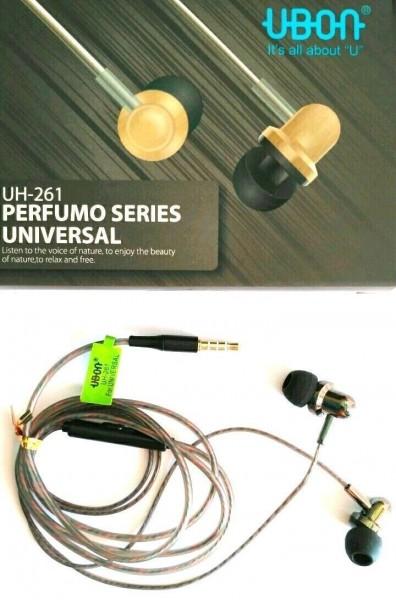 77bc818896e Ubon BigBASS Perfumo Series Universal Earphones For Android/Iphones ...