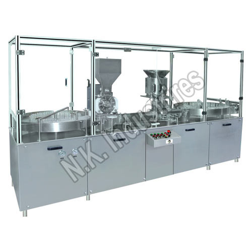 Automatic Powder Filling And Sealing Machine