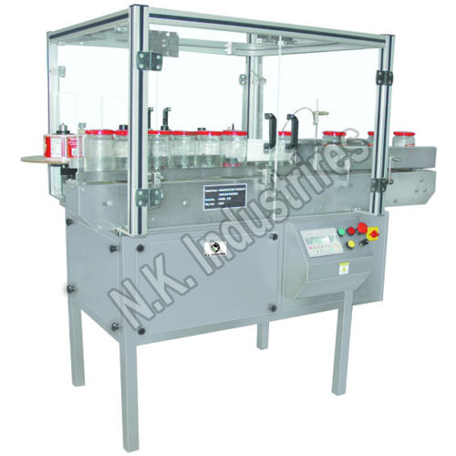 Wrap-around-sticker-labeling-machine