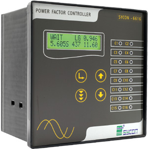APFC & MULTI FUNCTION METERS
