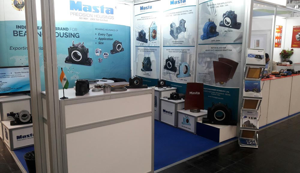 Masta At HANNOVER MESSE 2017, GERMANY Exhibition