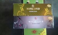 50 Gram Gold Silver Incense Sticks