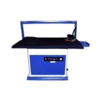Single Auto Steam Press Machine