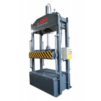 Hydraulic Bale Press Machine