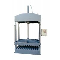 Hydraulic Tarpaulin Bale Press