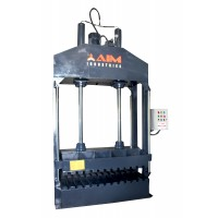 Shed Nette Baling Machine