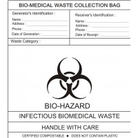 Bio Medical Waste Bag
