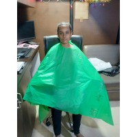 COMPOSTABLE HAIRCUT APRON