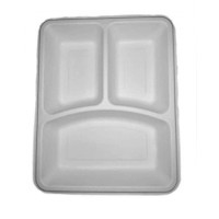 Compostable Meal Tray