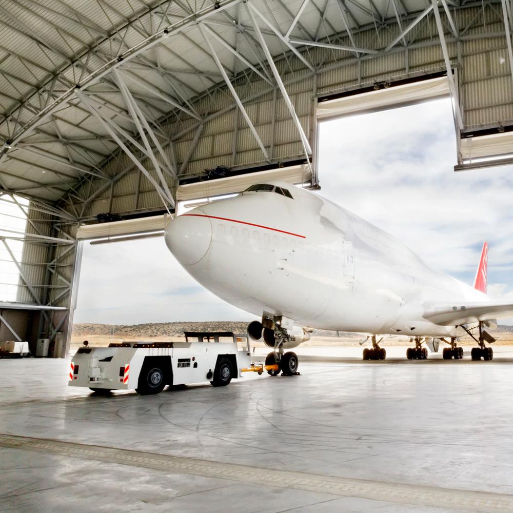 Aircraft Hangers Epoxy / PU Flooring