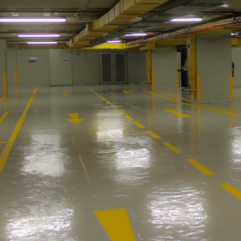 Heavy Duty Epoxy Flooring Services