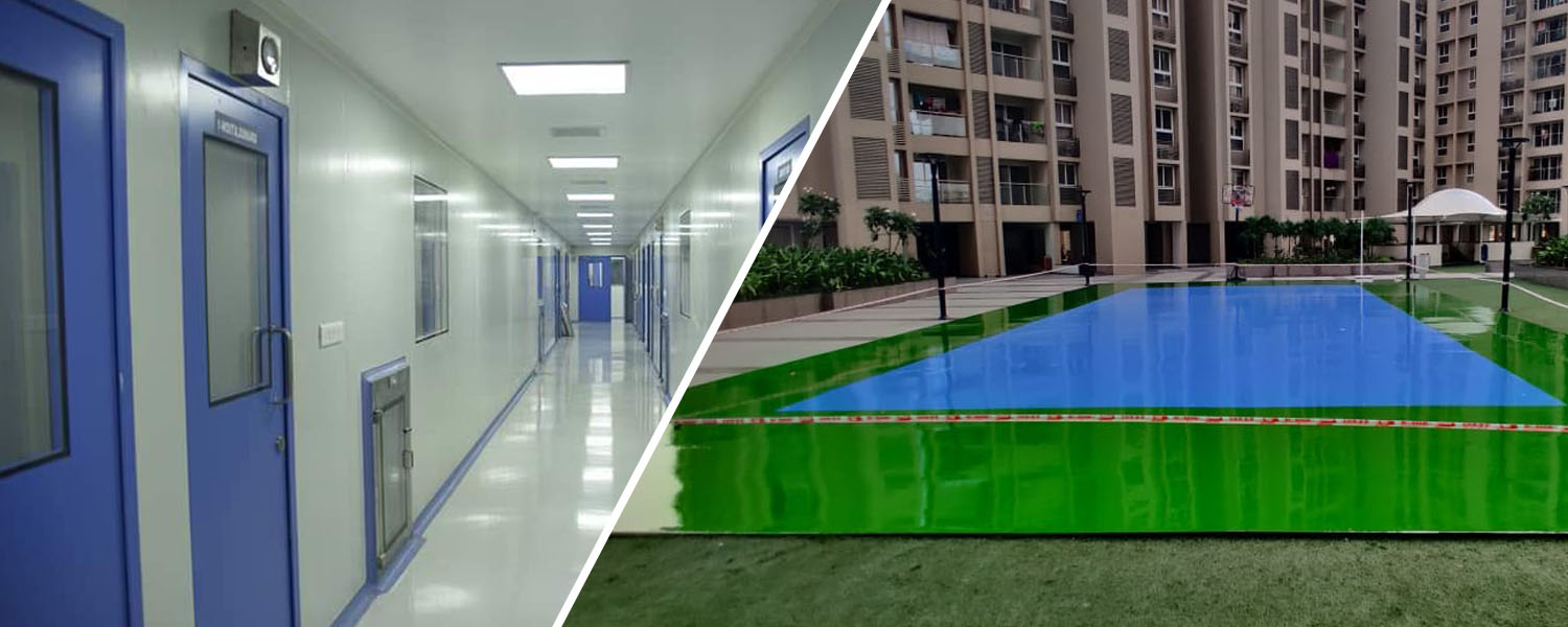 Mann Enterprise Ahmedabad India Top Service Provider Of P U Flooring We Are One Of The Leading Service Provider Of P U Flooring Service In Ahmedabad