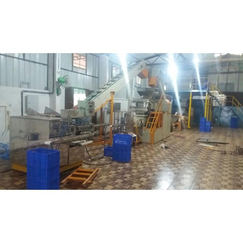 1000 KG Per Hour Soap Making Machine