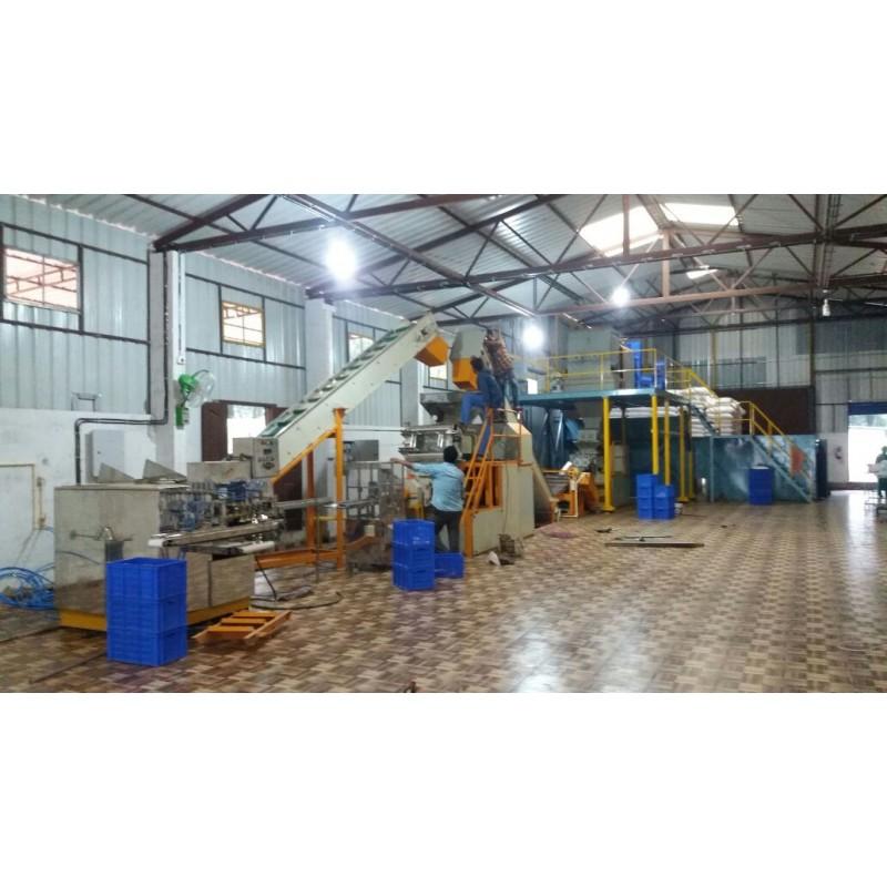 50 KG Per Hour Soap Making Machine