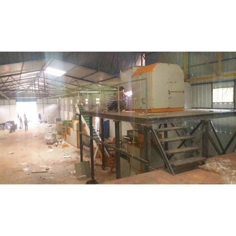 500 KG Per Hour Soap Making Machine