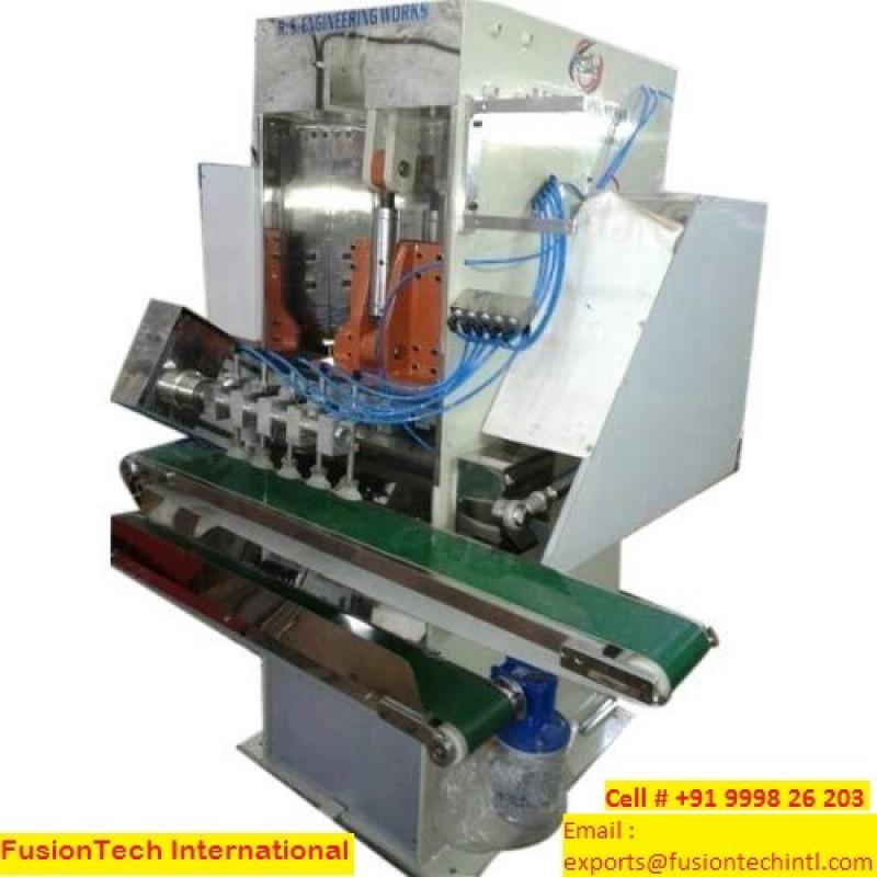 Automatic Soap Stamping Machine 8 Cavity - FTIST-8