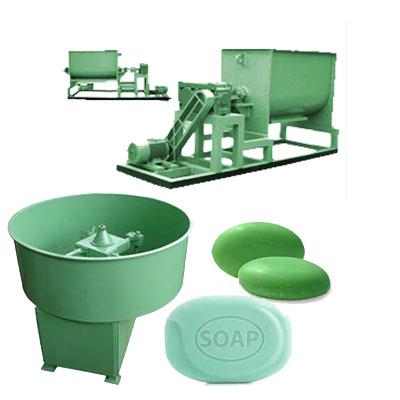 Detergent Powder Making Plant