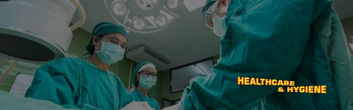 الوحدة 5: الملابس ، الزي الرسمي ، قسم الرعاية الصحية والجراحة