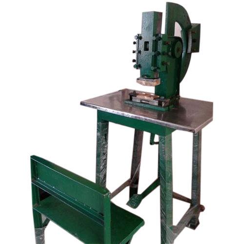 Manual Paddle Stamping Machine