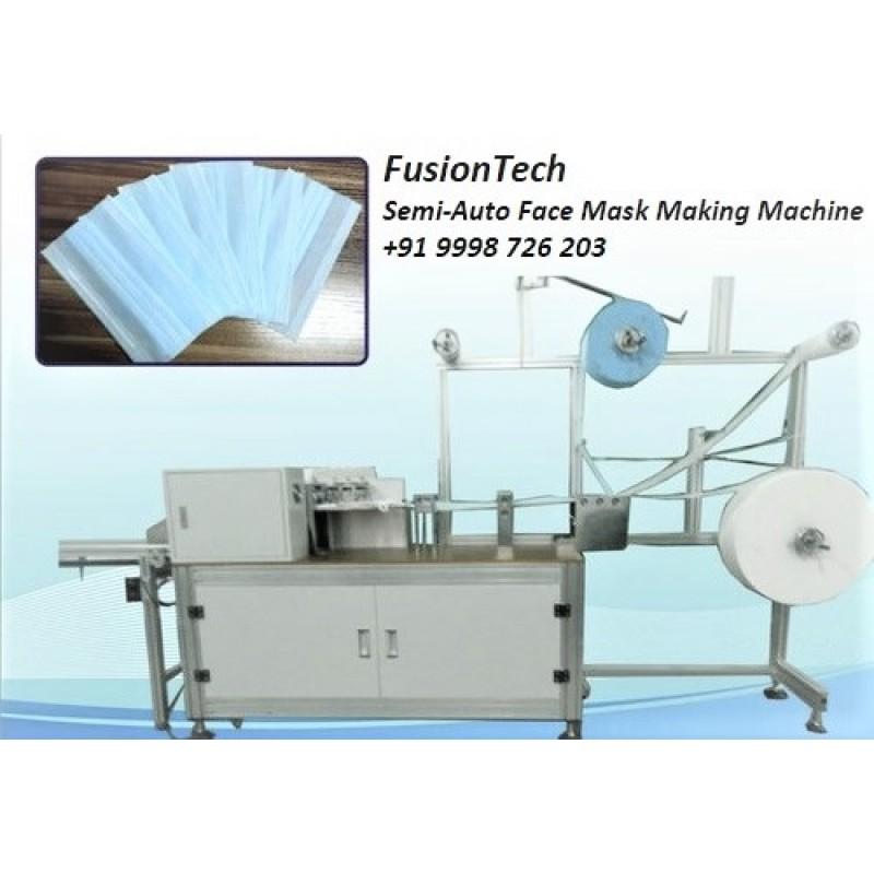 Mask Wrapping Machine