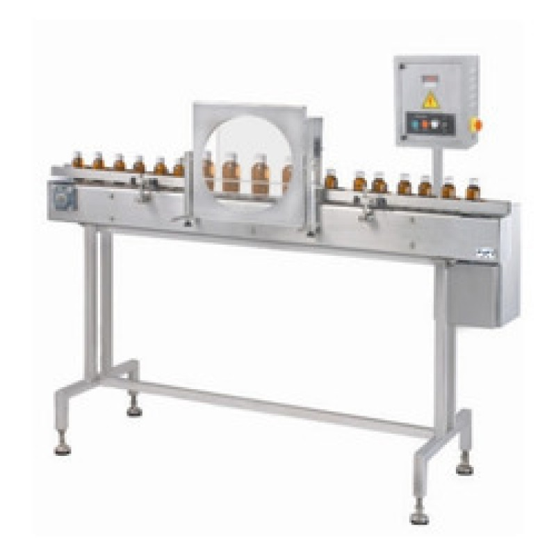 Online Dome Type Visual Inspection Machine
