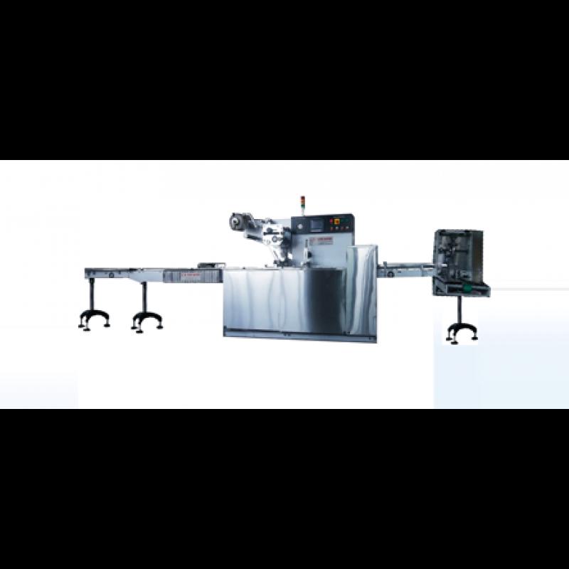PLC Flow Wrapping Machine