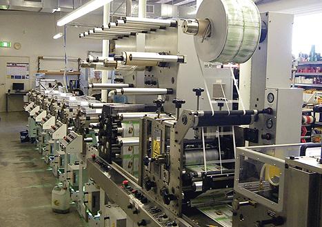 Printing Industry Machine