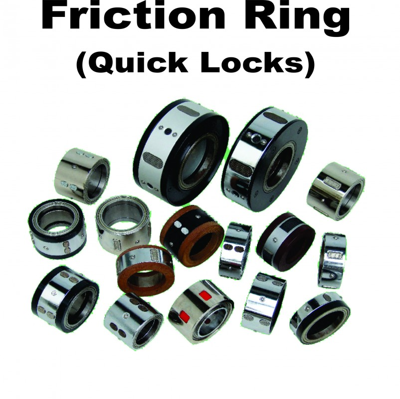 Quick Locks - Friction Ring