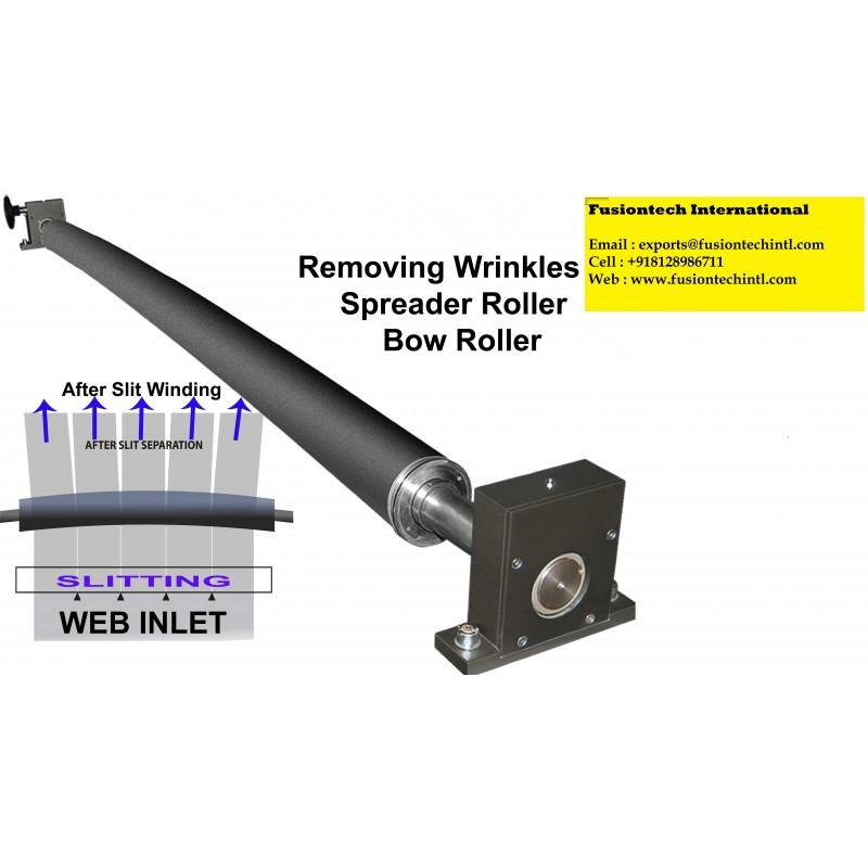 Rubber Spreader Roller
