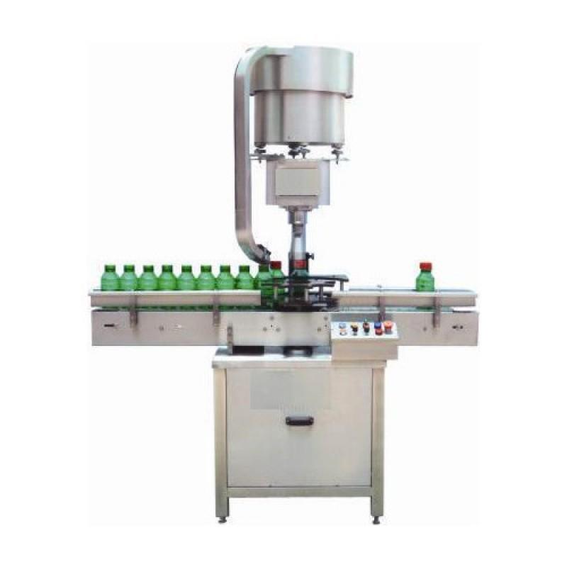 Semi Automatic Screw Capping Machine
