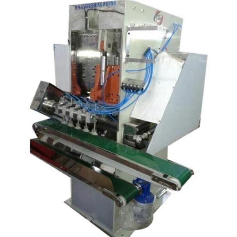 Soap Stamping Machine 12 Cavity