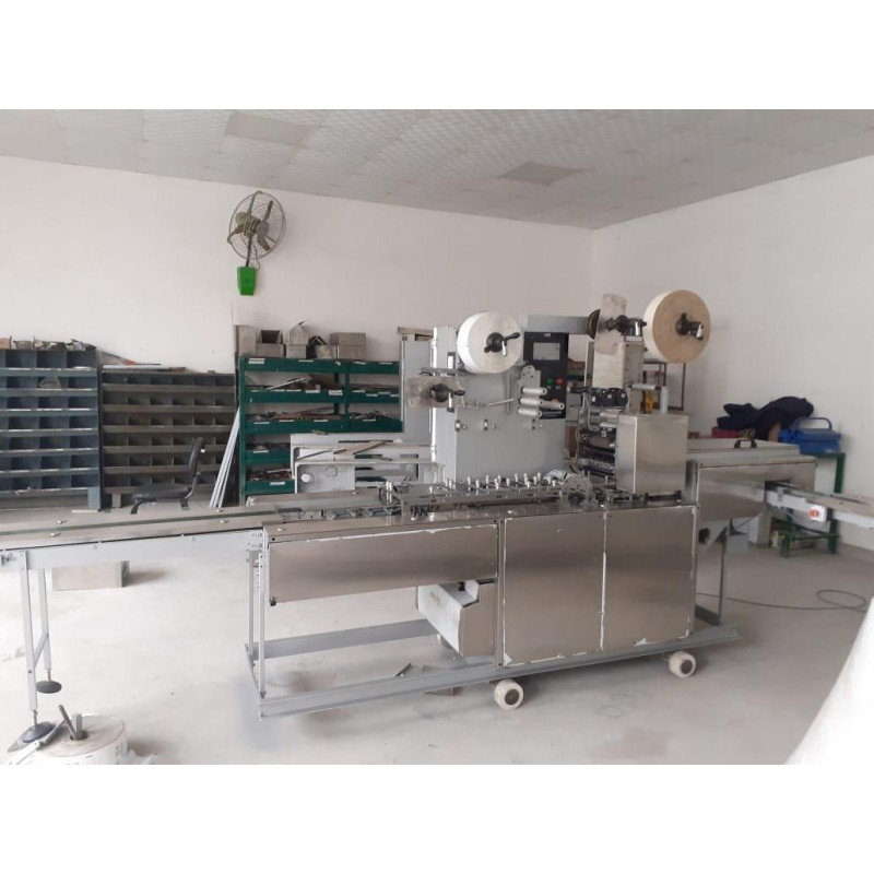 Soap Wrapping Machine - Wrappex Gold + (Servo Model)
