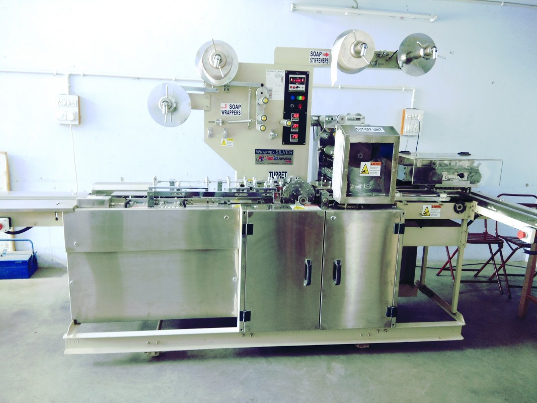 Toilet Soap Packing Machine