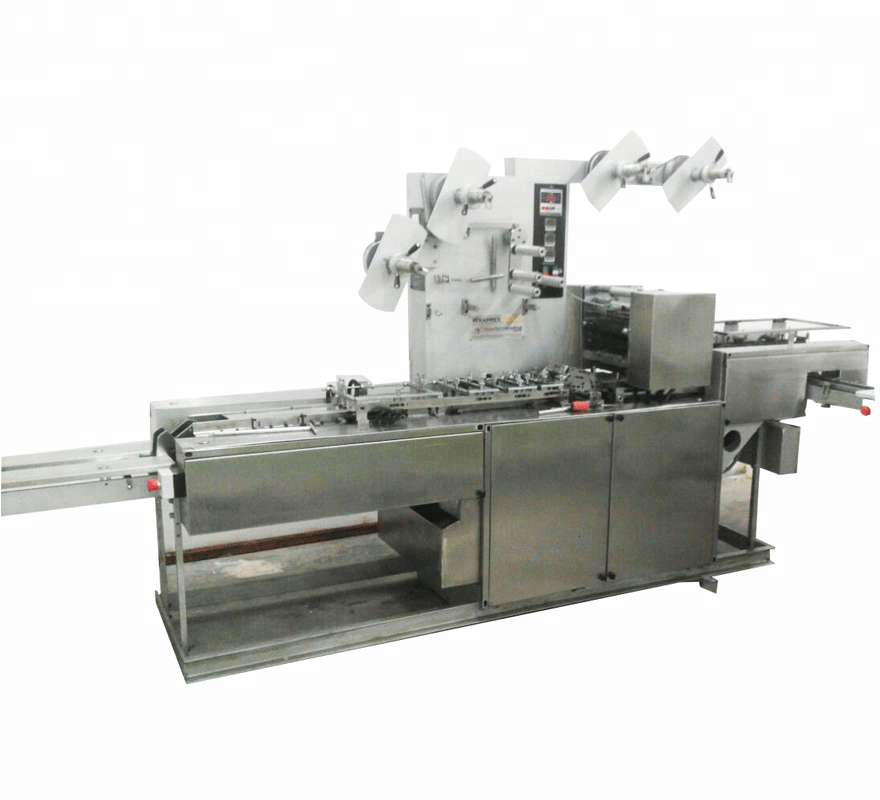 Soap Wrapping Machine - Wrappex Silver + (Servo Model)