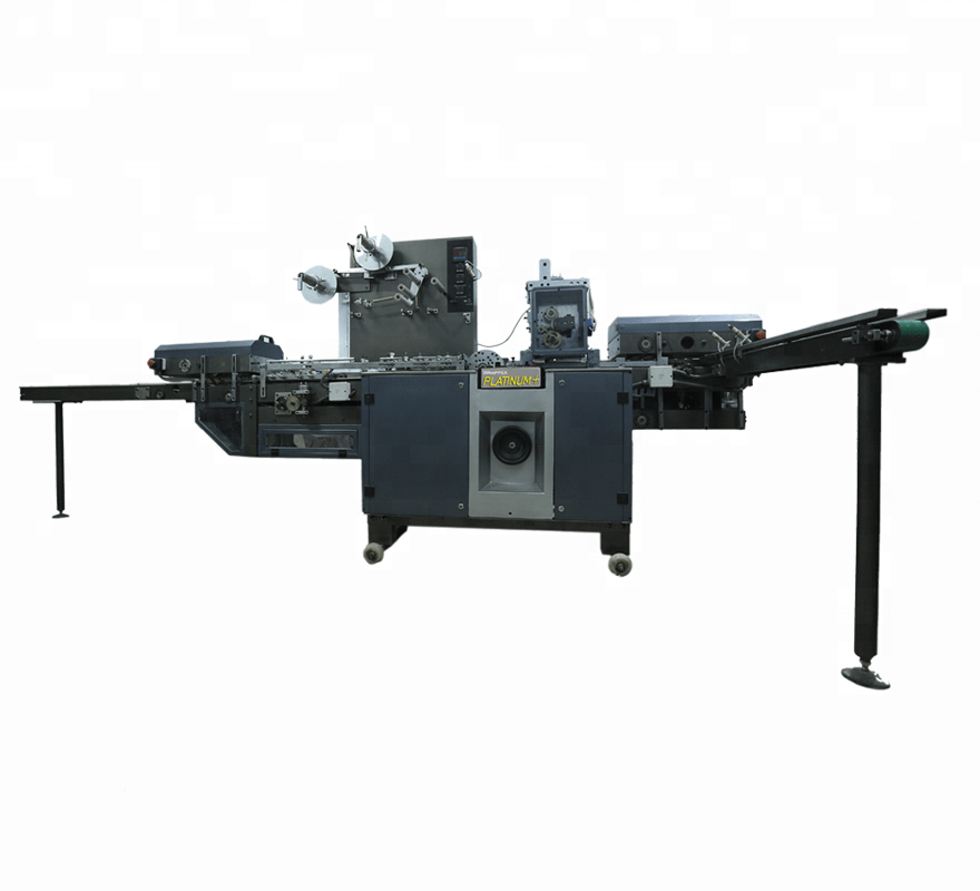 Soap Wrapping Machine - WrappexD Platinum + (Servo Model)
