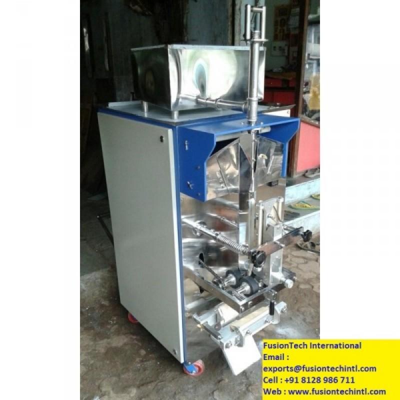 Soya Bean Oil Filling Machine