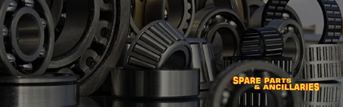 UNIT 3: Spare Parts, Ancillaries & Essential Equipment Division