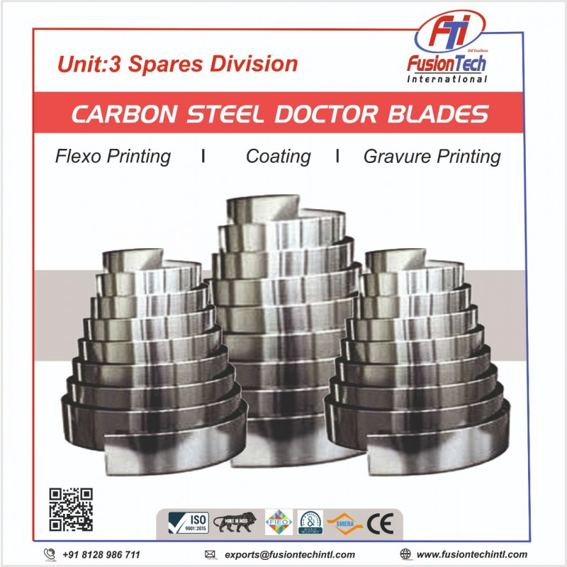Stainless Steel Doctor Blade
