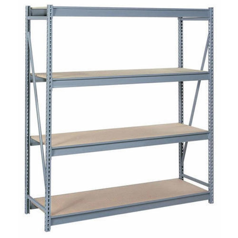 Stainless Steel Silver Storage Rack