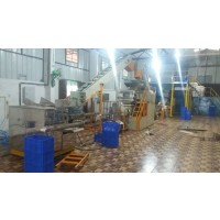 1000 KG Per Hour Soap Making Machine