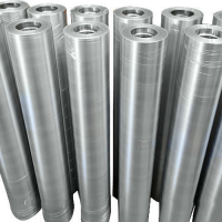 Aluminium Guide Roll