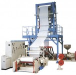 Automatic Rotary Die Head Film Blowing Extrusion Machine