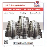 Carbon Steel Doctor Blade