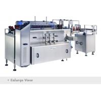 Linear Bottle Washing Machine With Robotics Unloading