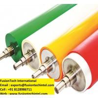 Nip Lamination Machine Rubber Roller