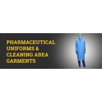 PHARMACEUTICAL UNIFORMS & CLEANING AREA GARMENTS