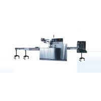 PLC Flow Wrapping Machine