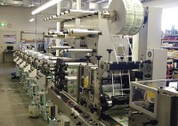 Printing Industry Machine