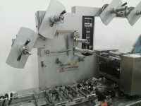Soap Wrapping Machine - WrappexD Gold + (Servo Model)